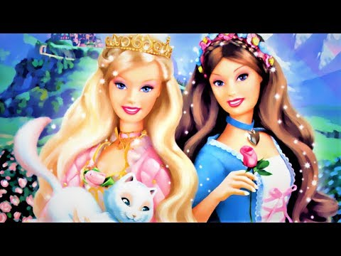 Barbie as The Princess and the Pauper (2004, PC) - Videogame Longplay