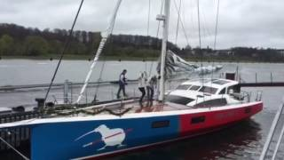 Kiwi Spirit II Christened