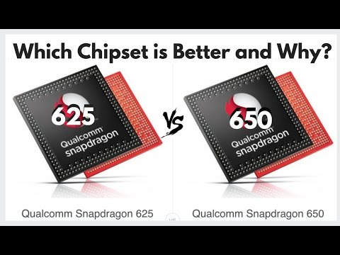 , title : 'Chipset Comparison, Snapdragon 650 VS 625 VS 652, Which Is Better, Why | Gadgets To Use'