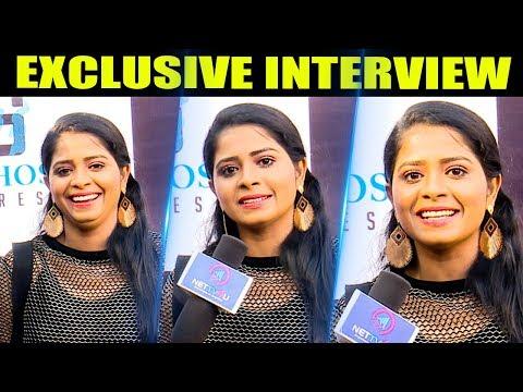 Comedy Actress Madhumitha Open's Her Love Story | Madhumitha At Iruttu Araiyil Murattu Kuththu