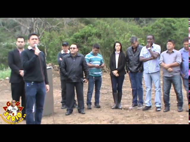 Autoridades falam sobre o Centro de Convenções de São Lourenço da Serra