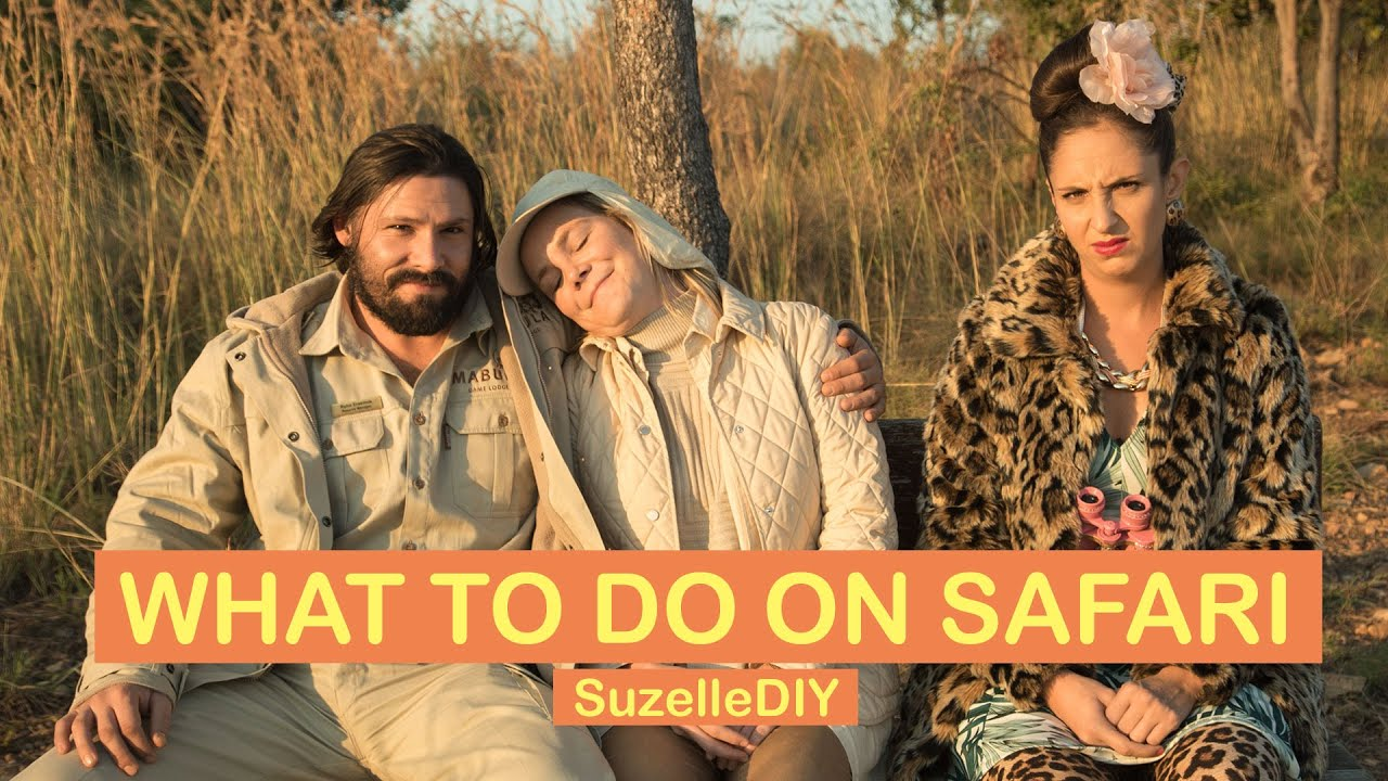 What to do on Safari-graphic