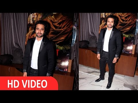 Jackky Bhagnani At The Success Party Of Film Sarabjit
