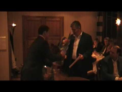 Einar Helge Brennvik var kåra til årets hegre 2007 (видео)
