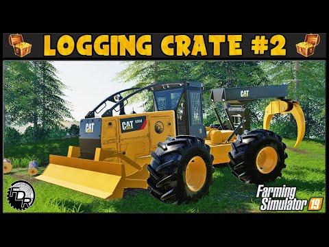 FDR Logging Mods Pack FEB/28/2020 v1.0