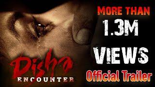 Disha Encounter Official Trailer | Disha Movie | Ram Gopal Varma | #RGVDisha | #LatestMovies
