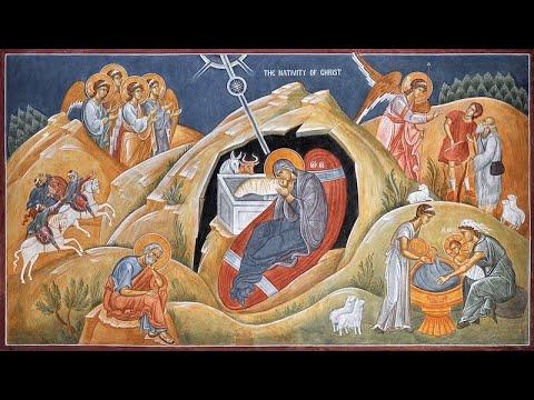 Kanon z powieczerza Przedświęcia Bożego Narodzenia