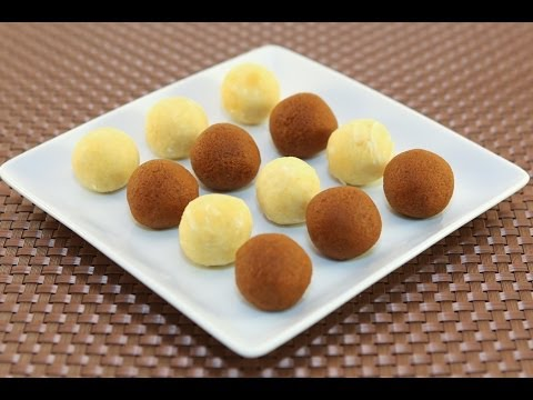 Chinese Vietnamese Recipe: How to Make Mung Bean Filling and Pumpkin Filling for Sesame Balls or Chinese Bun – Cach Lam Nhan Banh Cam