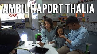Video The Onsu Family - Yuhuuu...Saatnya Ambil Raport Thalia MP3, 3GP, MP4, WEBM, AVI, FLV Maret 2019