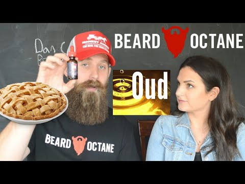 Beard Octane Liquid Gold & Apple Pie beard oil review!