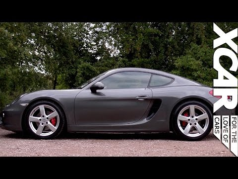s - When he drove the Porsche Boxster, Alex proclaimed it was the best car Porsche makes. Now he's driven the new Cayman S and it's, erm... probably a bit better.