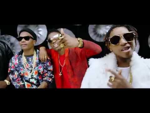 LK Kuddy With You Remix ft  Wizkid Yung6ix tooXclusive Video