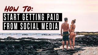 Video How To Start Making Money From Social Media. MP3, 3GP, MP4, WEBM, AVI, FLV Juli 2018
