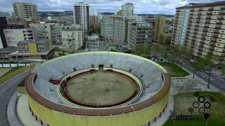 Povoa De Varzim Portugal  city pictures gallery : Póvoa de Varzim (Portugal) vista aérea 2016