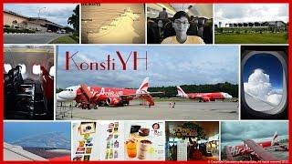 Video AirAsia Flight Review : AK6354 Kuching to Kota Kinabalu by KonstiYH MP3, 3GP, MP4, WEBM, AVI, FLV Juli 2018