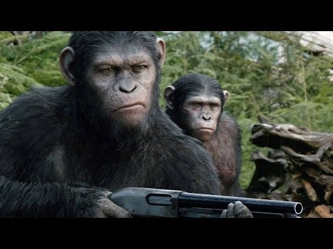 set - IGN visited the set of the Planet of the Apes sequel. And guess what? The end of the world never looked so good! Here's what we saw...