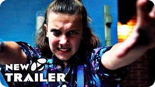 STRANGER THINGS 3 Trailer 2 (2019) Netflix Series by New Trailers Buzz