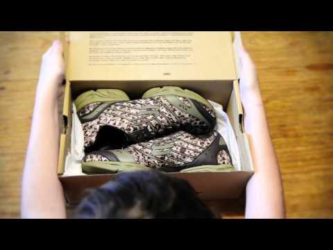 Duck Dynasty Camo Shoe
