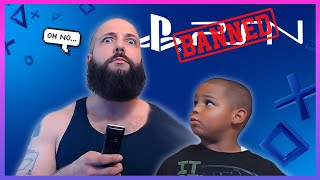 Video I Got Banned From Playstation Network, Time To Call Them!! MP3, 3GP, MP4, WEBM, AVI, FLV Juni 2019