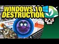 [Vinesauce] Joel - Windows 10 Destruction