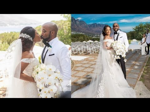 BANKY W & ADESUWA WHITE WEDDING | #BAAD