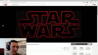 Dave watches the new Star Wars 8 The Last Jedi behind the scenes trailer from D23