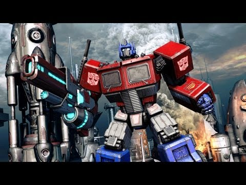 G1 - Remember to select 720p HD◅◅ Pre-order before August 20th at Gamestop (USA) or GAME (UK) to unlock the G1 Retro Pack. Play as G1 Optimus Prime in single a...