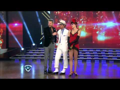 Showmatch 2014 – Pedro Alfonso bailó como Michael Jackson y se peleó con Marcelo Polino