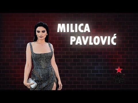 AMI G SHOW - Gost: Milica Pavlović (18. 02.) - video