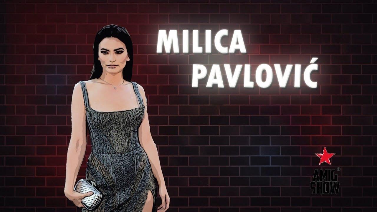 Ami G Show – Gosti: Milica Pavlović (18. 02.) – video