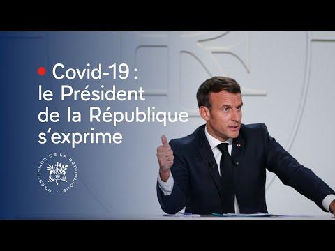 Le Premier ministre Jean Castex l'a annoncé lors de la conférence de presse hebdomadaire du Gouvernement du 22 octobre 2020 : la situation sanitaire de la France est grave.