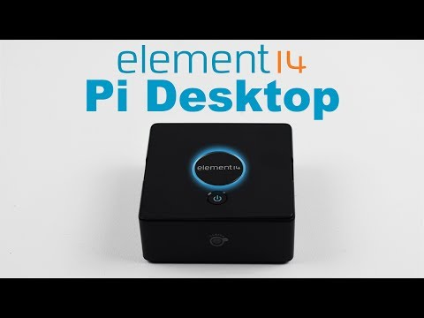 Element 14 Pi Desktop Overview And Assembly