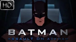 Watch Batman Assault on Arkham (2014) Online