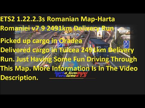 Romanian Map v7.9