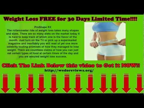 ProShapeRX - Get 30 days free on ProShapeRX