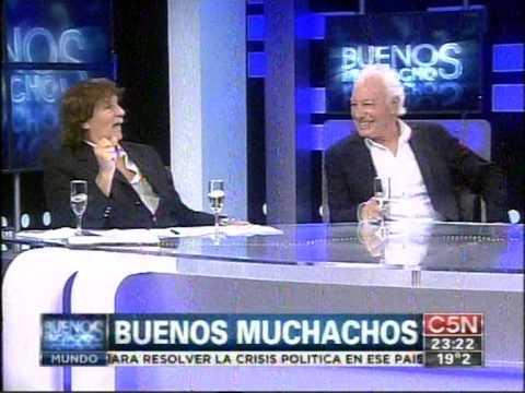 C5N - BUENOS MUCHACHOS: PROGRAMA 2- 28/04/2013 (PARTE 5)