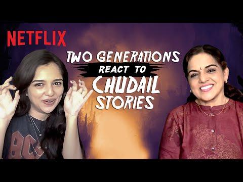 Ahsaas Channa & Sharan Nair Talk About Chudails & Myths | Bulbbul | Netflix India