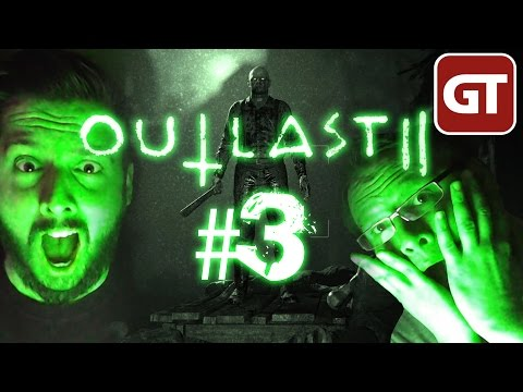 Outlast 2 Let's Play #3 - PC Horror Gameplay German / Deutsch