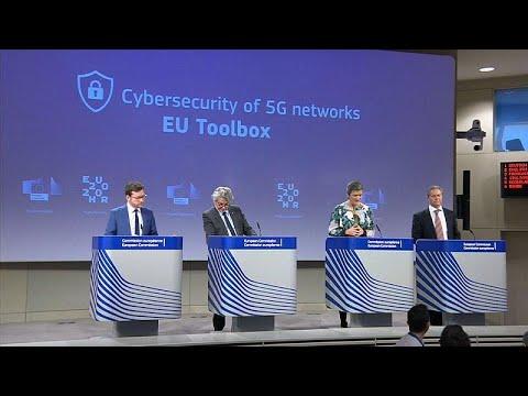 Οδηγίες της ΕΕ για το 5G χωρίς «μπλόκο» στην Huawei