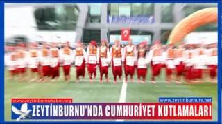 Zeytinburnu'nda Cumhuriyet Kutlamaları