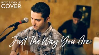 Just The Way You Are - Bruno Mars (Boyce Avenue acoustic/piano cover) on Spotify & Apple