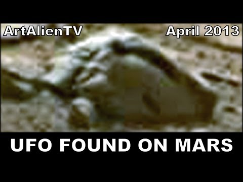 "Alien Escape Pod Mars 2013: Noiselab Project ""Drums of Doom"". Curiosity UFO Images – HD"