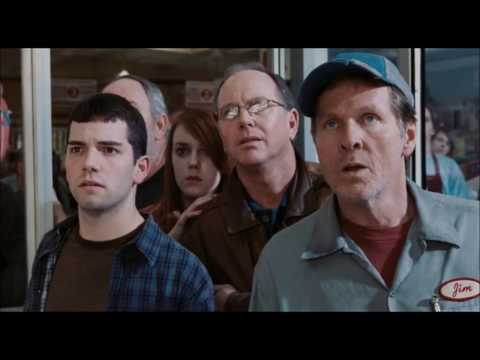 There is Something in The Mist - Wont Anyone See a Lady Home - 2007 Stephen King Movie  The Mist