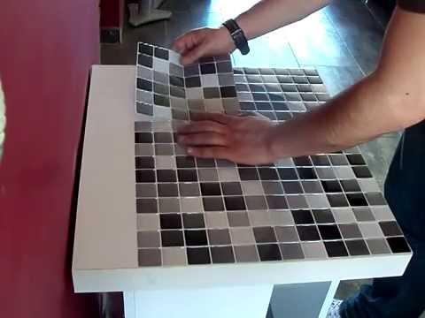 Losetas autoadhesivas para cocina videos videos for Losetas vinilicas autoadhesivas para pared