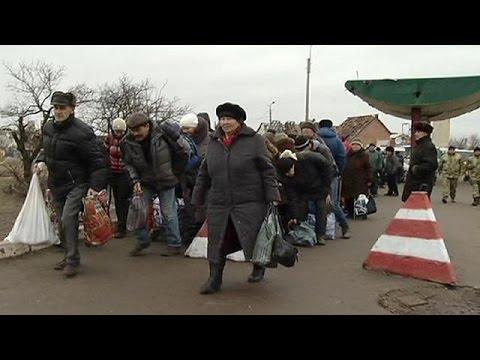 Ανοικοδόμηση και αγανάκτηση στην Ανατολική Ουκρανία
