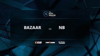 Team Bazaar vs New Beginning, , The Kiev Major SEA Open Qualifiers