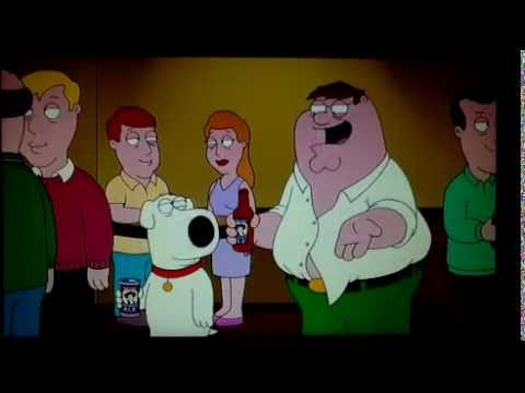 Peter Griffin – Drinking Problem