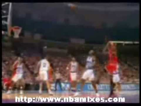 Michael Jordan Scottie Pippen and Dennis Rodman - Bulls