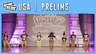 Fullerton (CA) United States  city images : Primarily Dance - Fullerton, CA (Adult) at the 2014 HHI USA Prelims