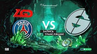 PSG.LGD vs EG, The International 2018, game 2